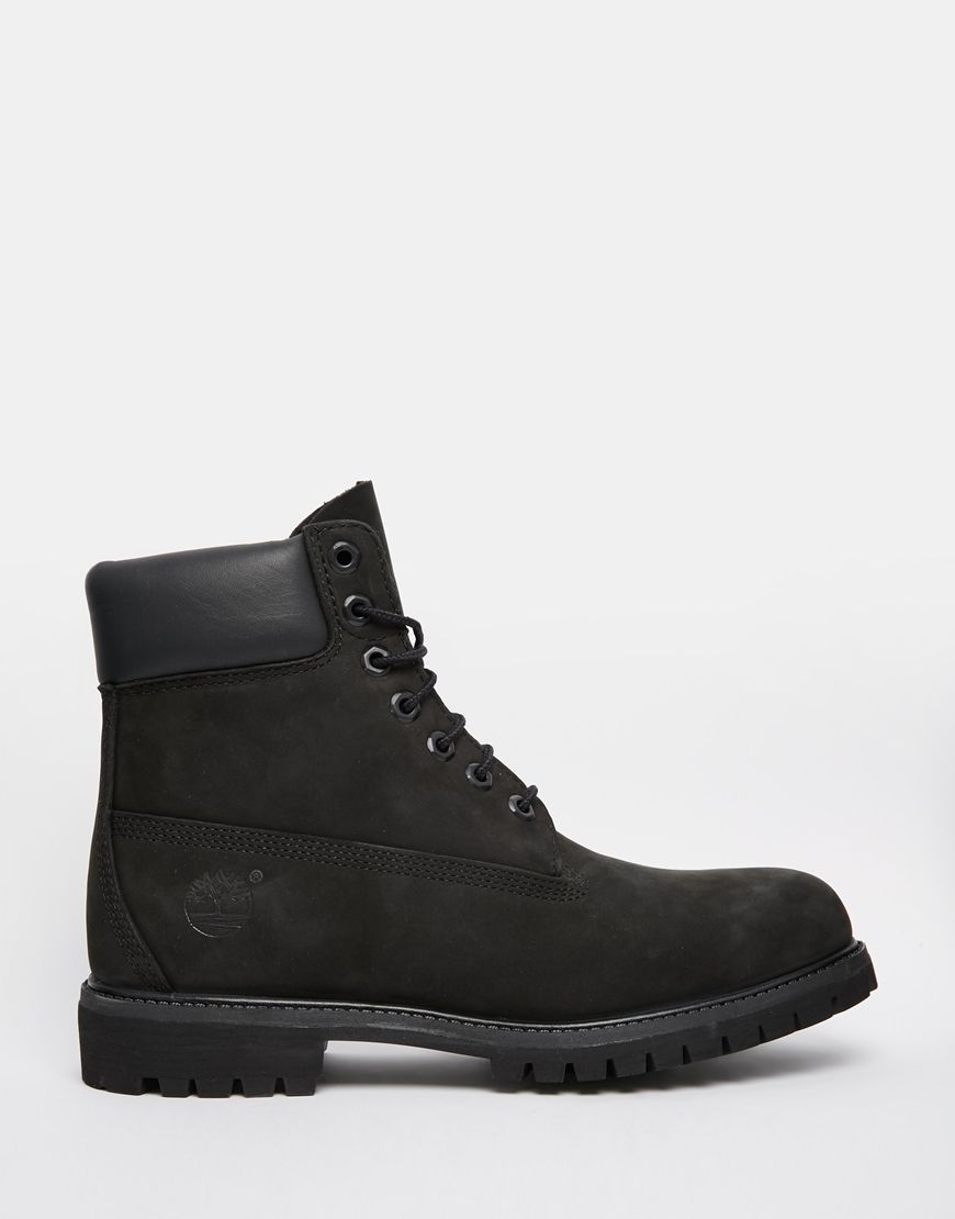 Zapatos negros Timberland para hombre xQ1xQUzT