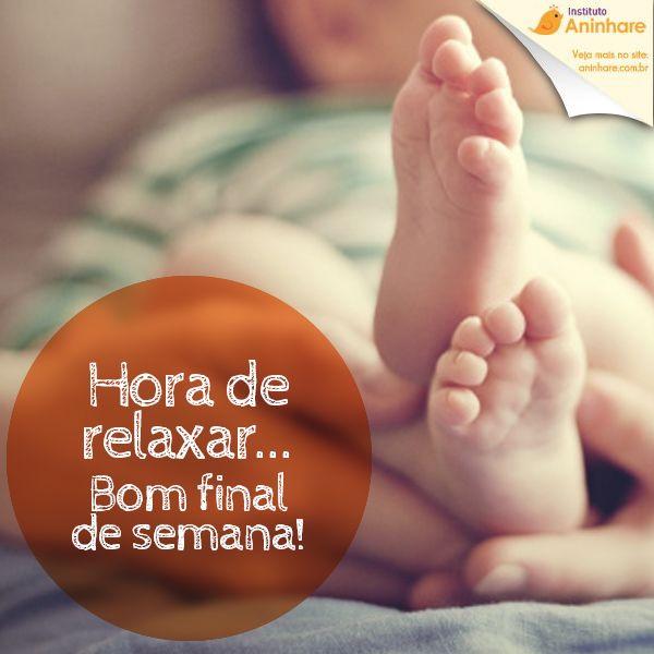 -- Viva o melhor da gestação e do bebê - www.aninhare.com.br