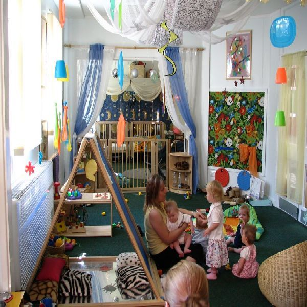 small home daycare ideas | Infant room daycare, Nursery ...