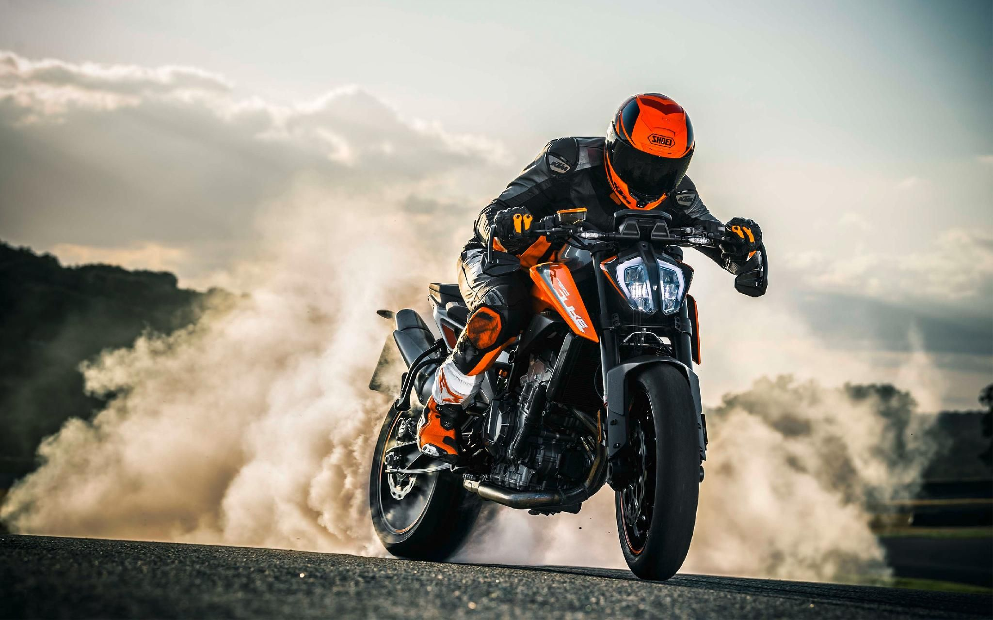 Download 2018 Ktm 790 Duke Wallpaper By Sunny3503 Be Free On