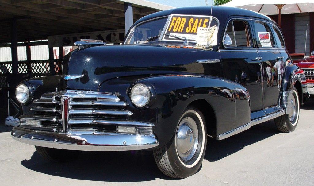 Lovely...1948 Chevy Fleetmaster URLhttp//www