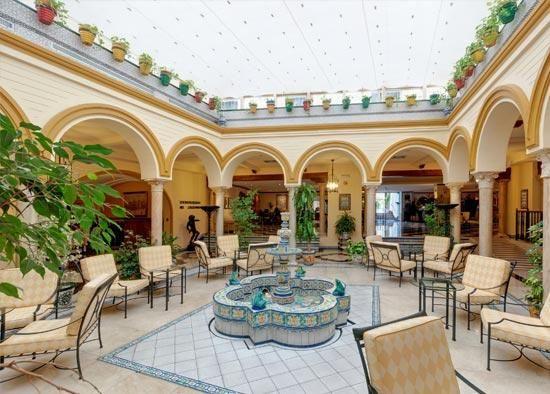 My favorite hotel in sevilla tryp sevilla macarena hotel - Factory sofas sevilla ...