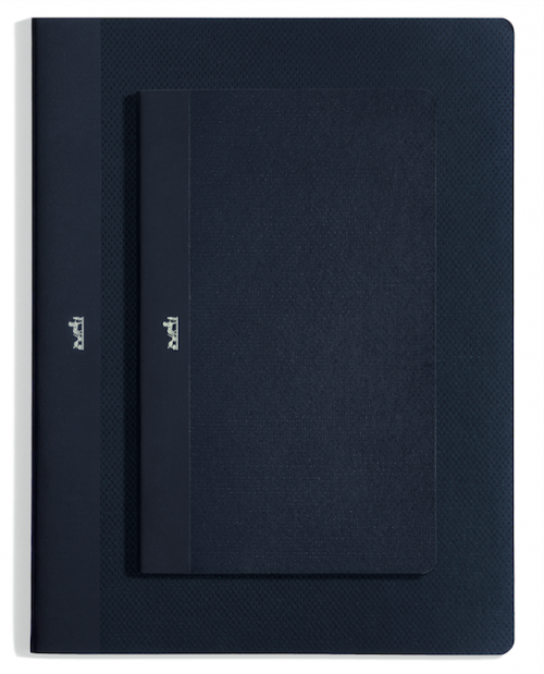 Hermès Cahiers Graind'H Bleu Saphir
