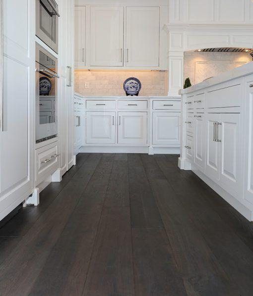 Dark Wide Plank Hardwood Flooring Darkflooring Wood