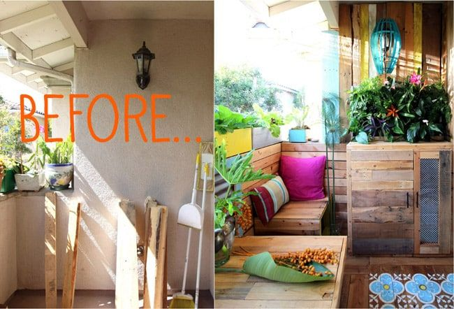 21 Gorgeous Amp Achievable Before After Diy Entryway