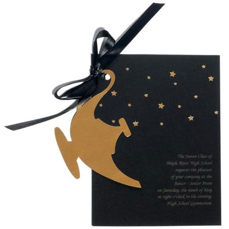 Arabian Sky InvitationProm Invitation Prom Invitations
