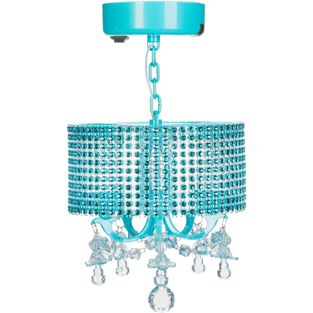 Small blue chandelier school and locker locker organizers locker lookz chandelier perfect for american girls doll house or doll house arubaitofo Image collections