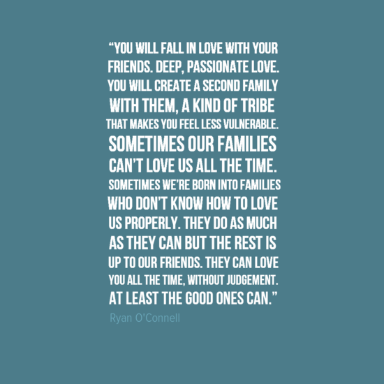 be grateful. #family #friends #quotes | Friends are family ...
