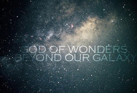You Are Holy Holy God Of Wonders Nebula Sky