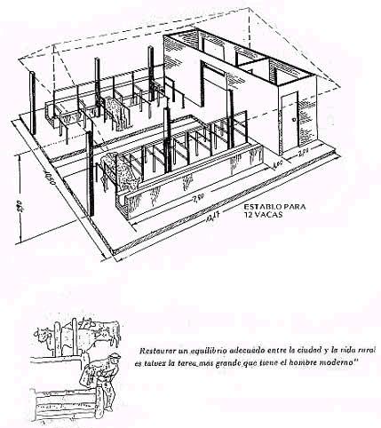 Instalacin De Establo