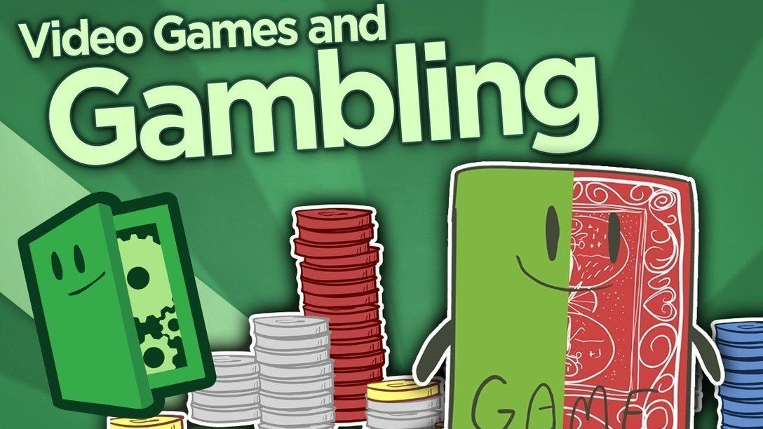 There are no age restrictions for gambling in video games