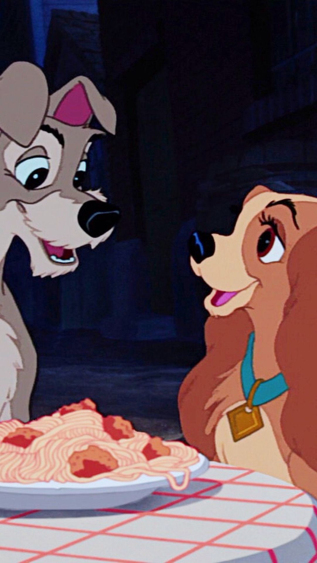 Lady And The Tramp Disney Ladyandthetramp わんわん物語