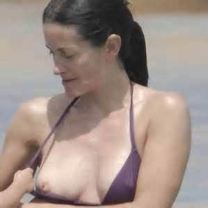 Courteney Cox In The Nude