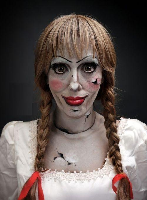 Pin de Eva NIETO en Carnaval Pinterest Maquillaje halloween