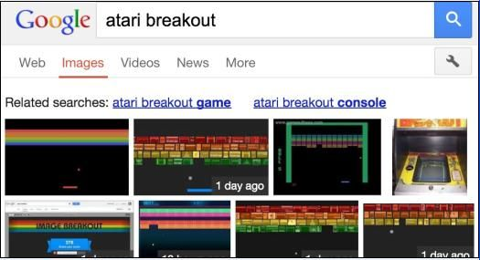 Atari Breakout 30th Anniversary Go To Google Images Type