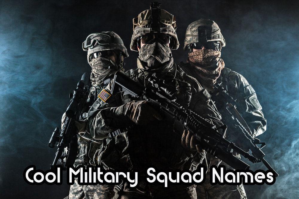 Top 100 Cool Military Squad Names Cute Nicknames Cute Nicknames Squad Military
