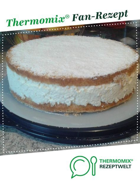 Zitronen-Quark-Sahne-Torte