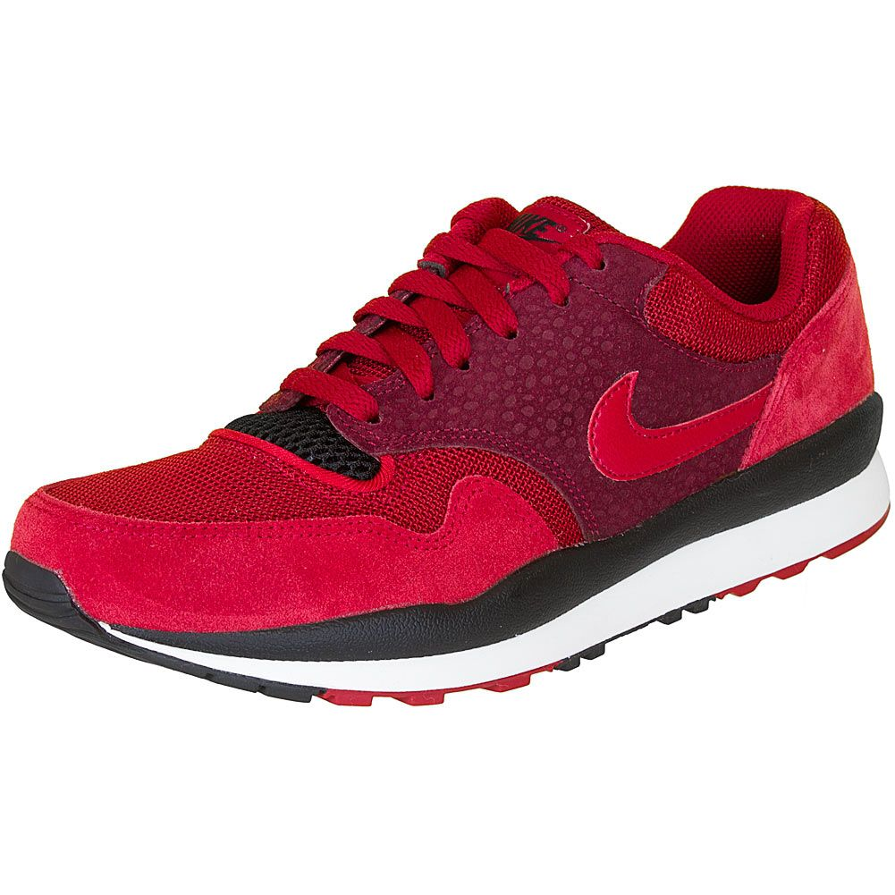 3d4e025990dc24 Sneaker Nike Air Safari Leather red red black