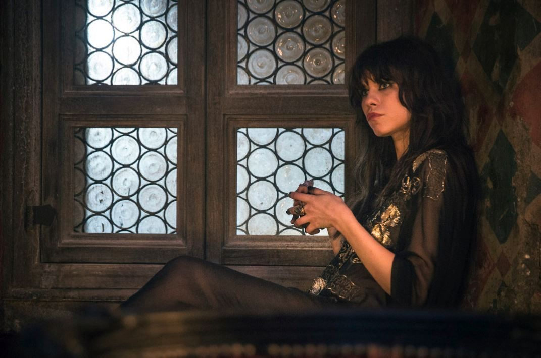 Ana Ularu as West in Emerald City