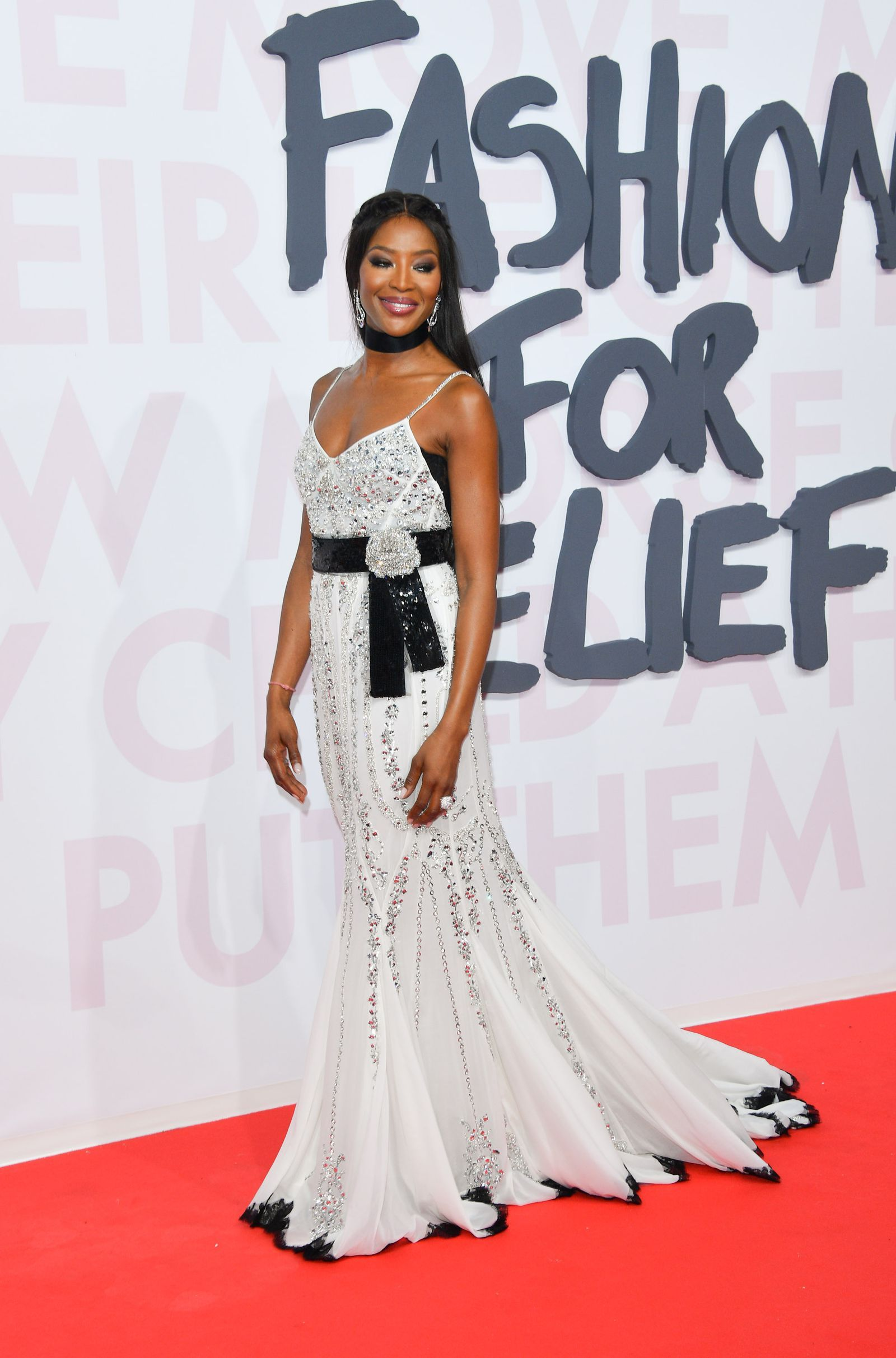 e244fd3bef8 All the Red Carpet Looks From the 2018 Fashion For Relief Show ...
