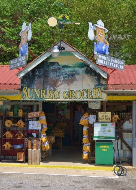 Sunrise Grocery   Things to Do in Georgia   Blairsville georgia