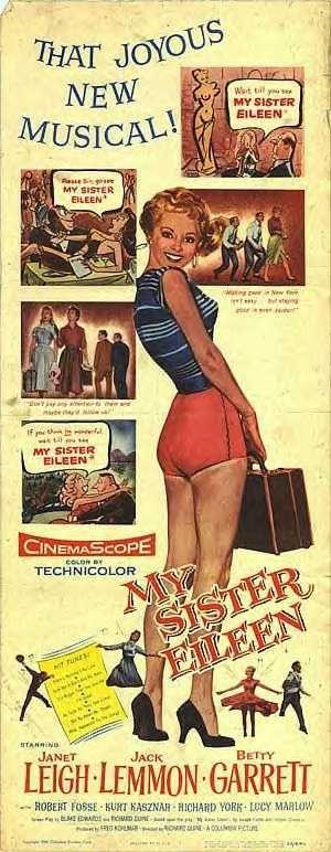My Sister Eileen (1955) // Richard Quine