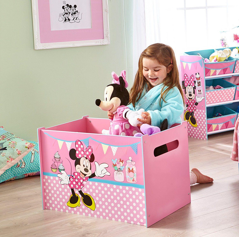 Minnie Mouse Spielzeugkiste für Kinder
