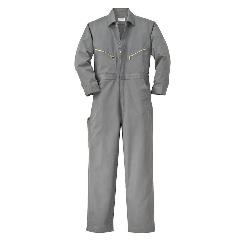 twill non insulated 64 in regular long sleeve coverall in on walls insulated coveralls for women id=59495