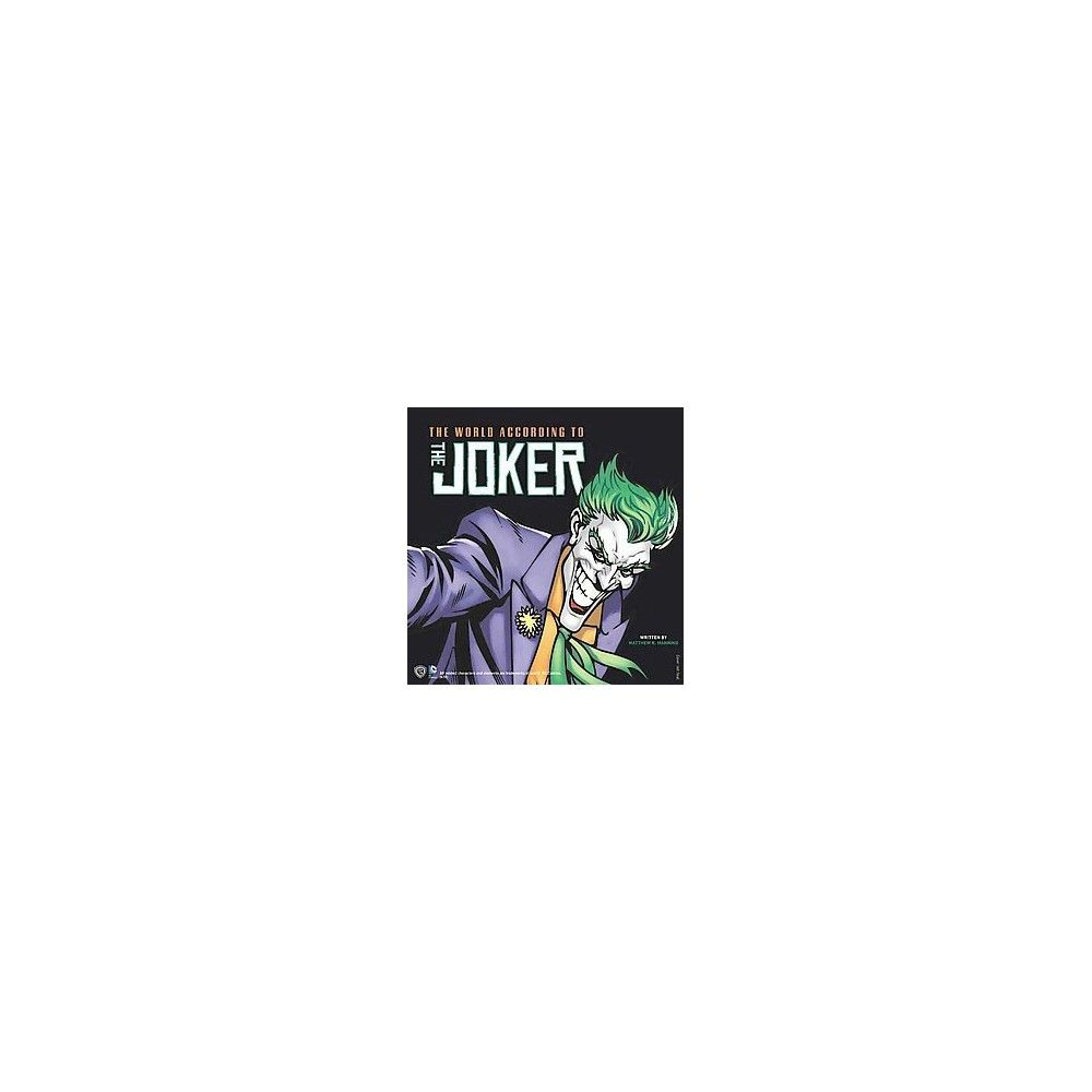 World According to the Joker (Hardcover) (Matthew K. Manning)