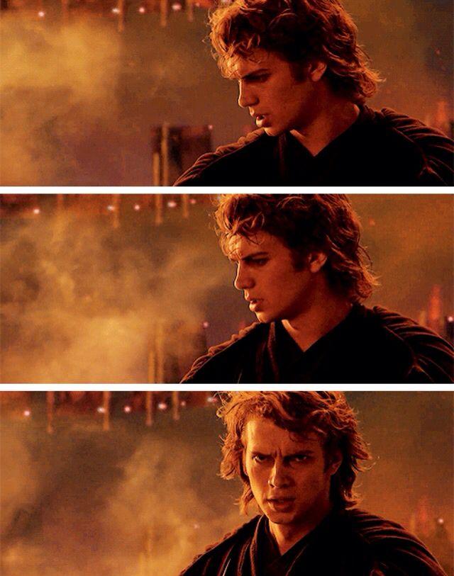 You Turned Her Against Me C Anakin Skywalker Anakin Skywalker Star Wars Anakin Star Wars Luke Skywalker