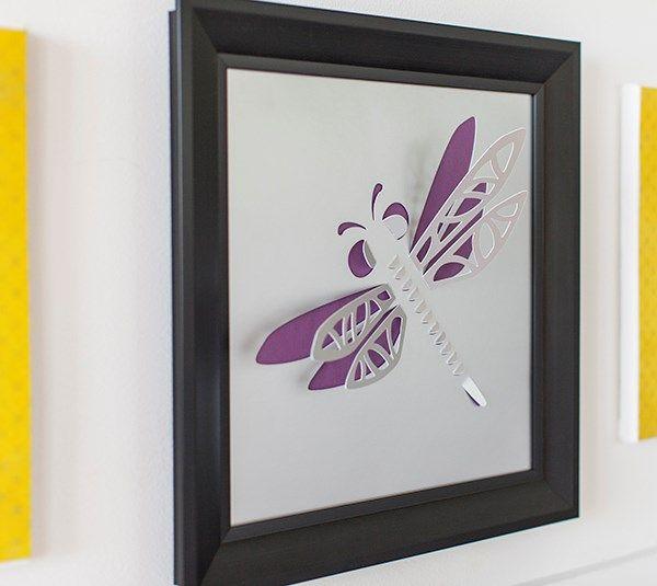 Provo Craft Cricut Dimensional Paper Art Cartridge