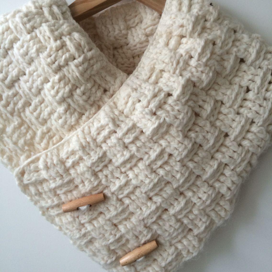 Haken mandensteek kol sjaal | Breien en haken | Pinterest