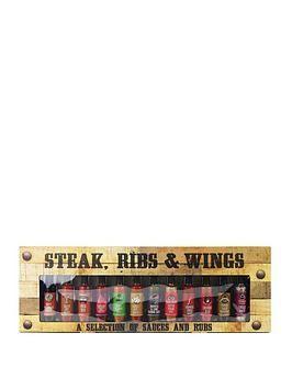 12 Steak Rub Sauce Set - One Colour - #steakrubs 12 Steak Rub Sauce Set - One Colour - #steakrubs