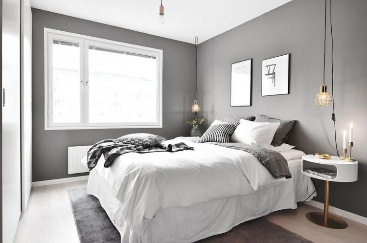 30+ Best Grey Bedroom Ideas To Repel Boredom images