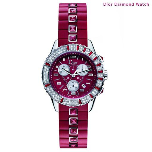 Dior timepiece <3