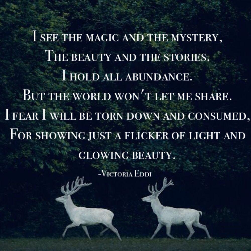 A poem by Victoria Eddi