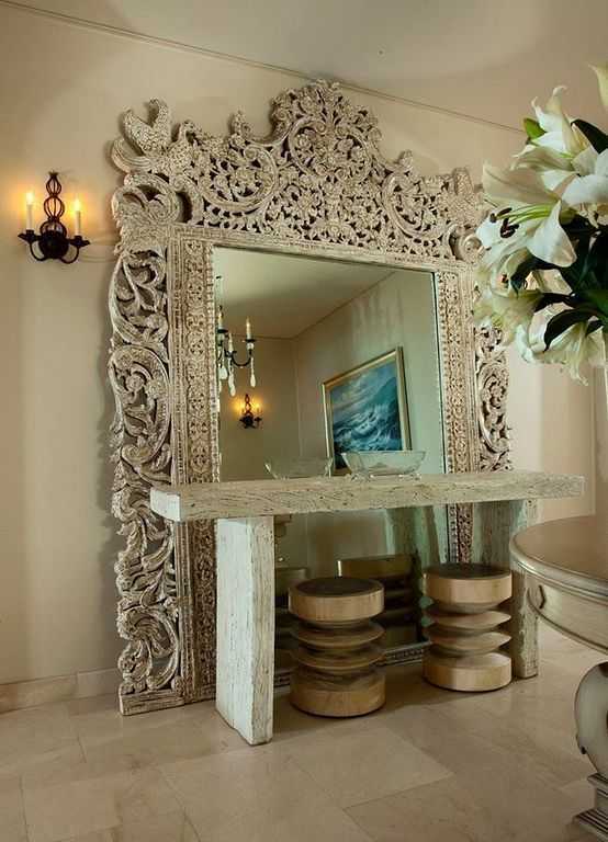 29 Best Antique Mirror Frame Design Ideas For Your Classic Home