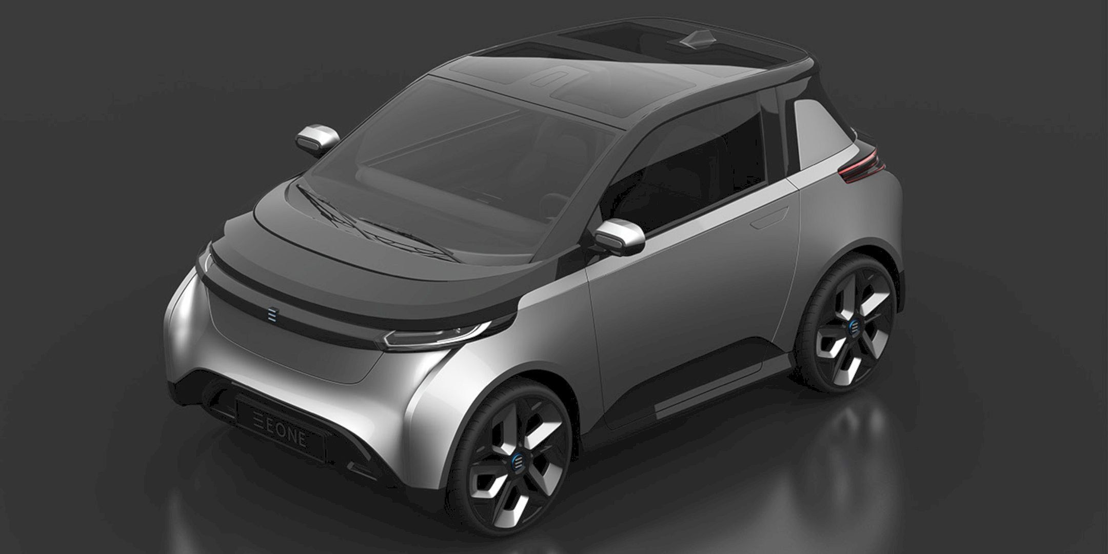Two Person Electric Concept Vehicle Software Help The Car Chevrolet Fnr Viu Futuristic Eone A With Uncomplicated Design Productdesign