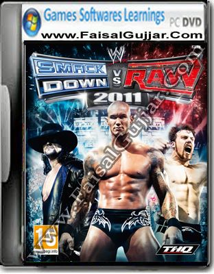 smackdown pc game  in software