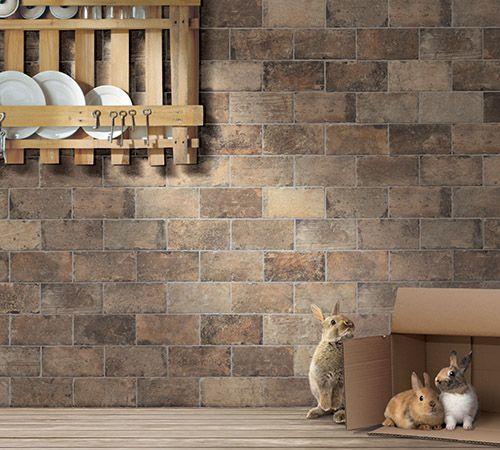 Chicago Mediterranea Usa Chicago Brick Brick Tiles Kitchen Remodeling Projects