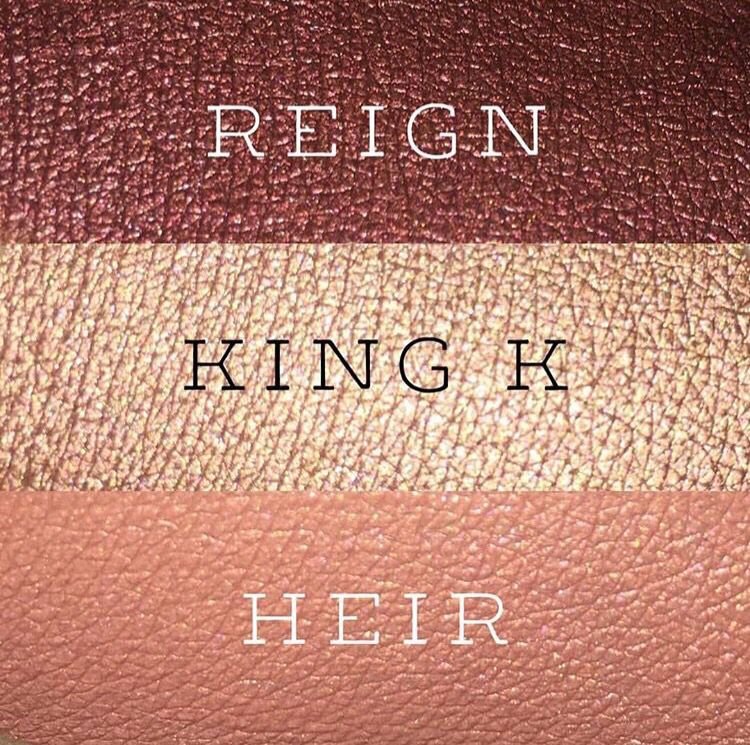 Reign,King k and heir
