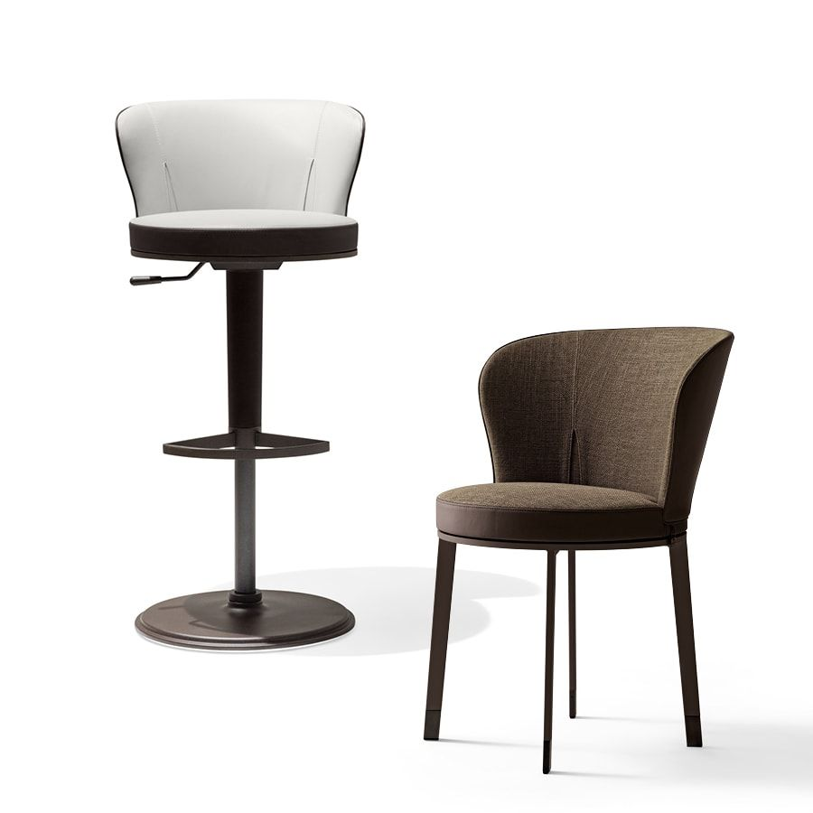 Ode Chairs and small armchairs 6 Luxury
