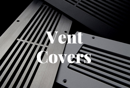 Decorative vent covers from Vent and Cover Vent covers