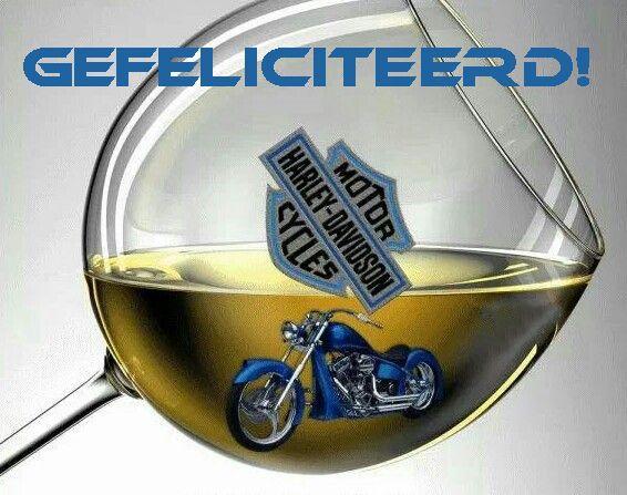 Birthday Ecards Harley Davidson ~ Gefeliciteerd harley davidson verjaardag