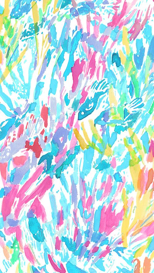 Lilly Pulitzer Sparkling Sands Lily pulitzer wallpaper
