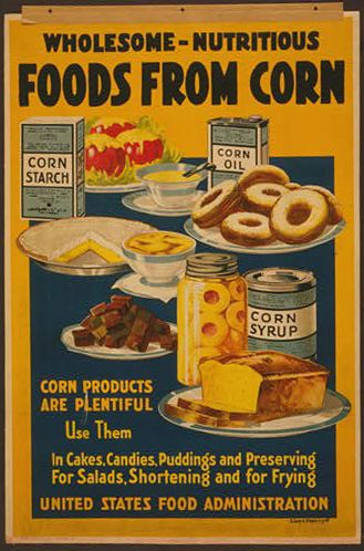 wwii, food and drug administration, food, advertising ...