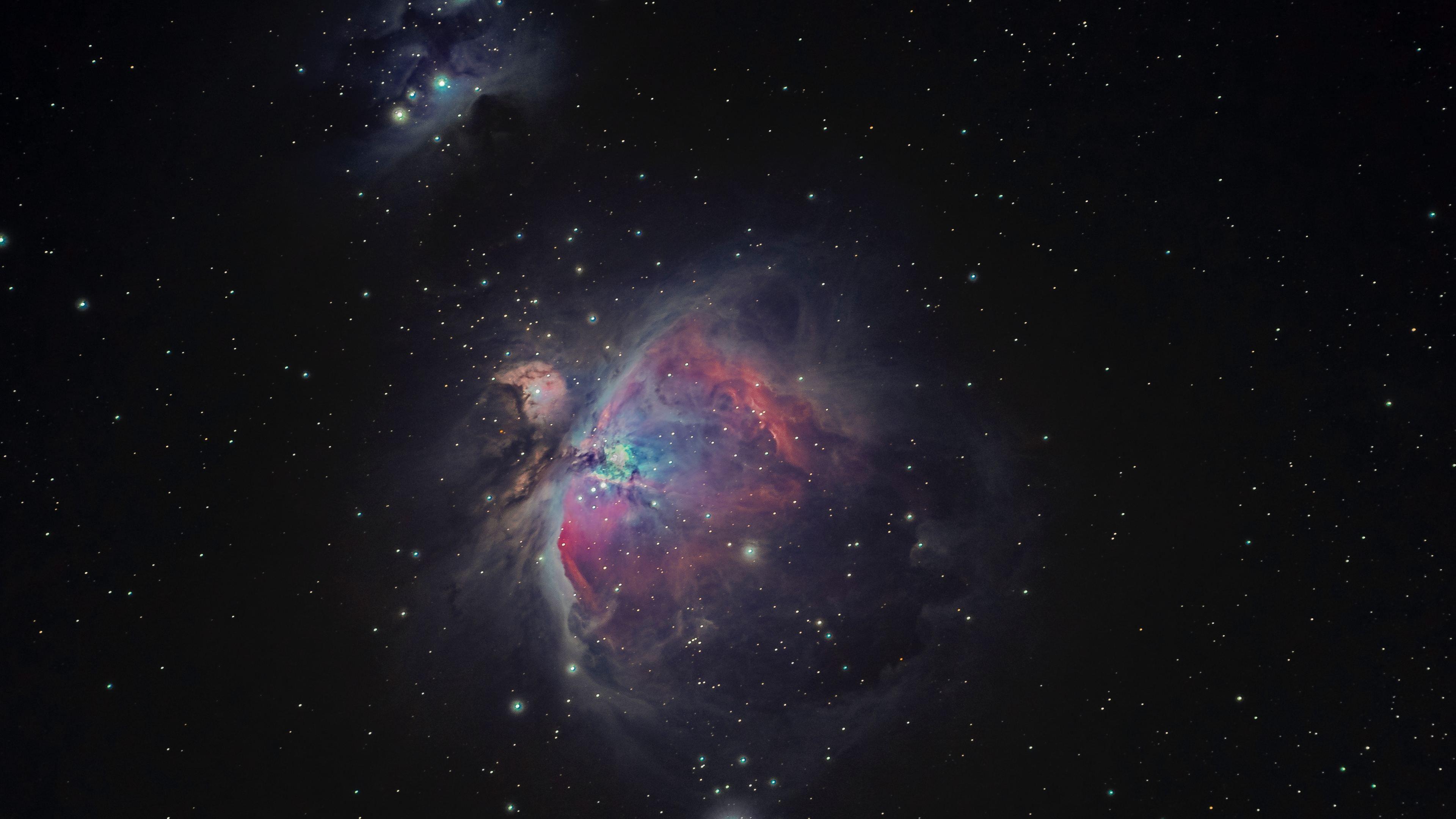Orion Nebula 4k Wallpaper Orion Nebula Wallpaper Space