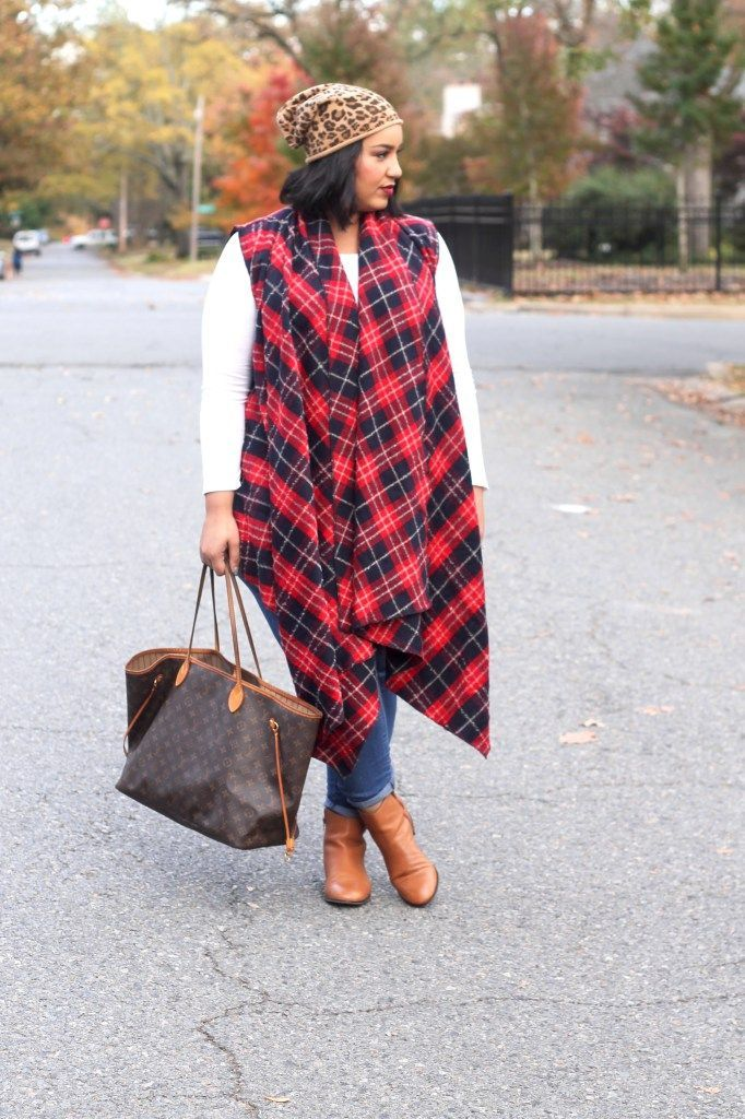 A Comfy & Cute Thanksgiving Outfit Idea | Cute ...