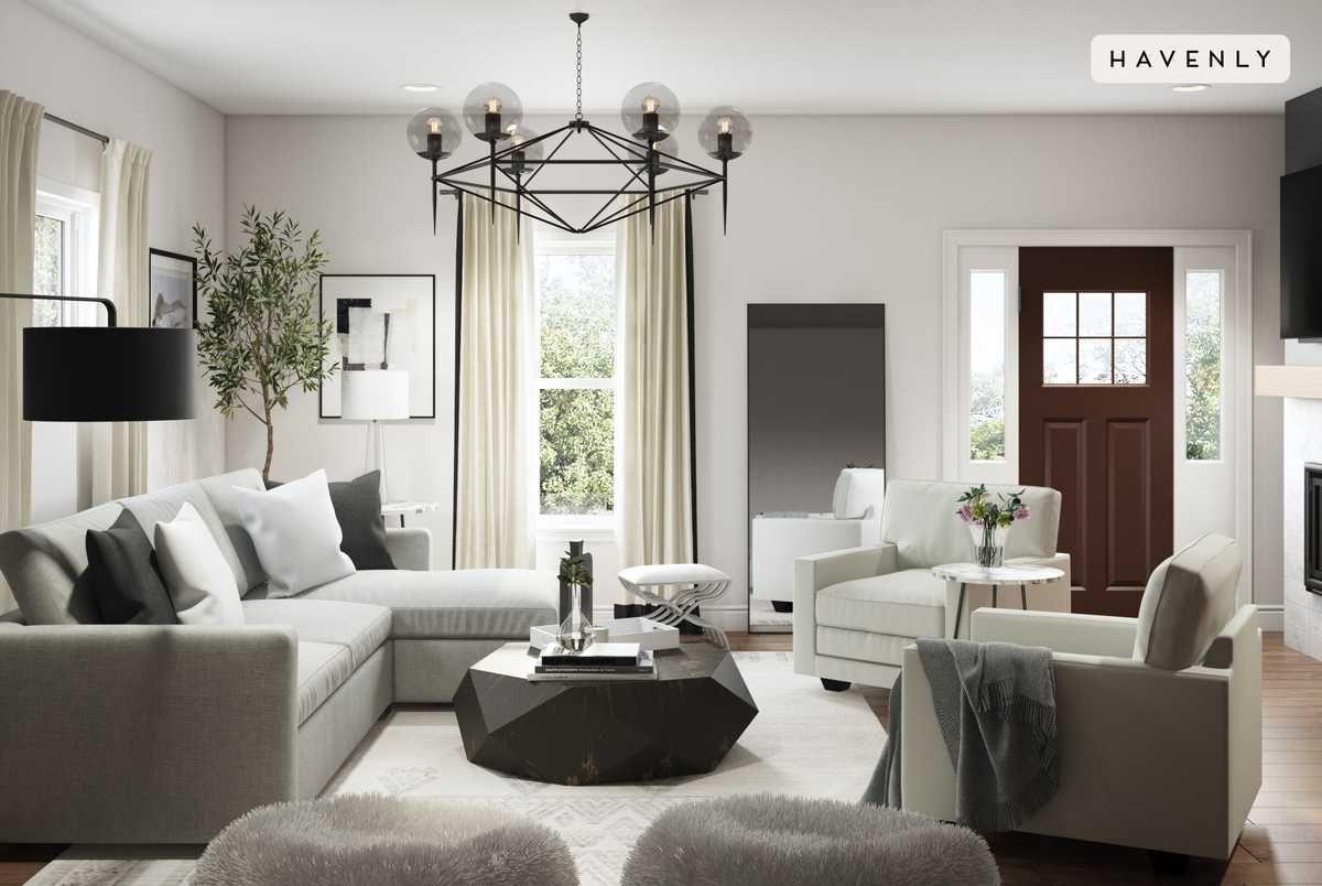 25 Living Room Interior Design Ideas Havenly Glam Living Room Living Room Interior Interior Design