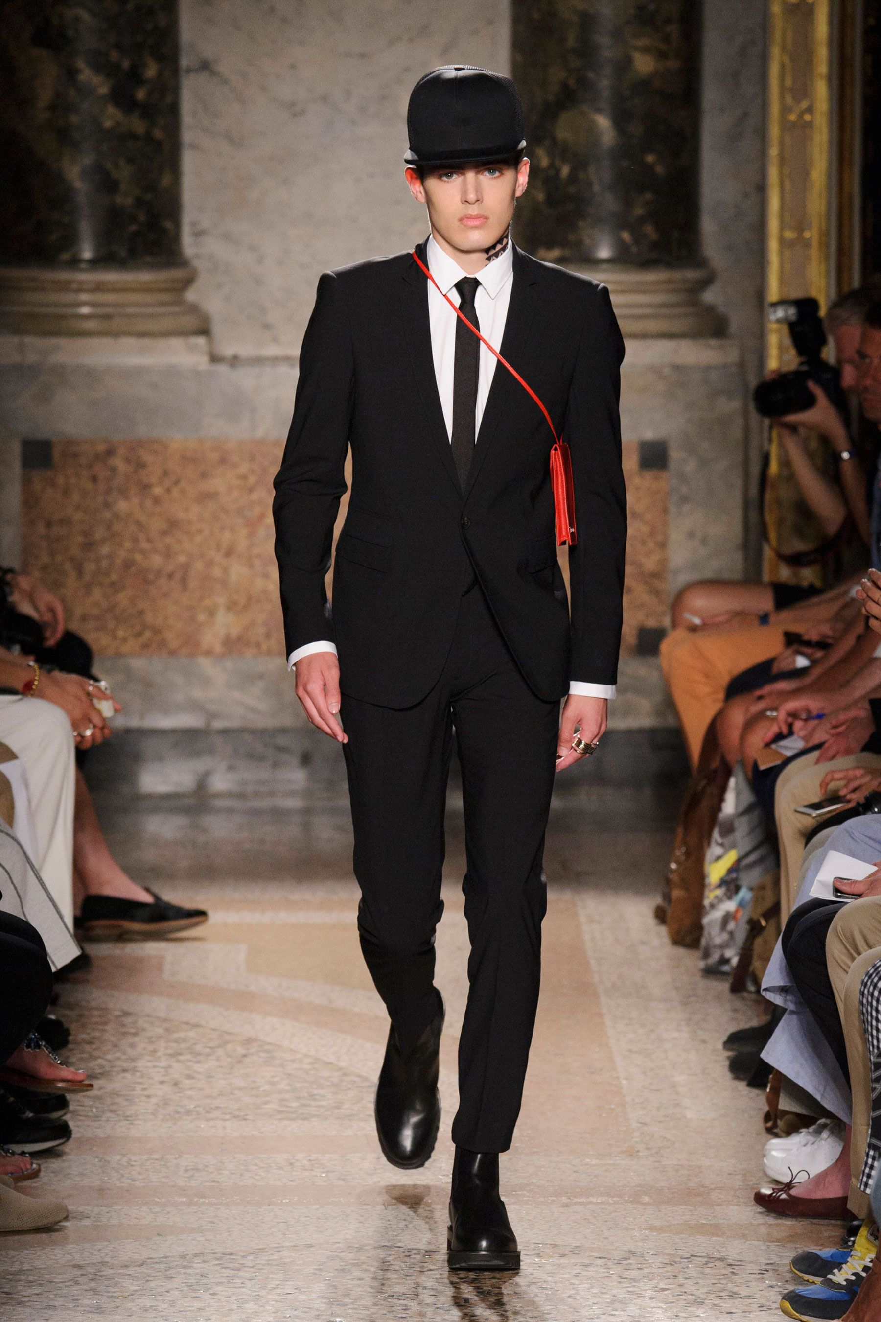 Les Hommes Spring Summer 2016 Primavera Verano Collection - #Menswear #Trends #Tendencias #Moda Hombre Milan Fashion Week - D.P.